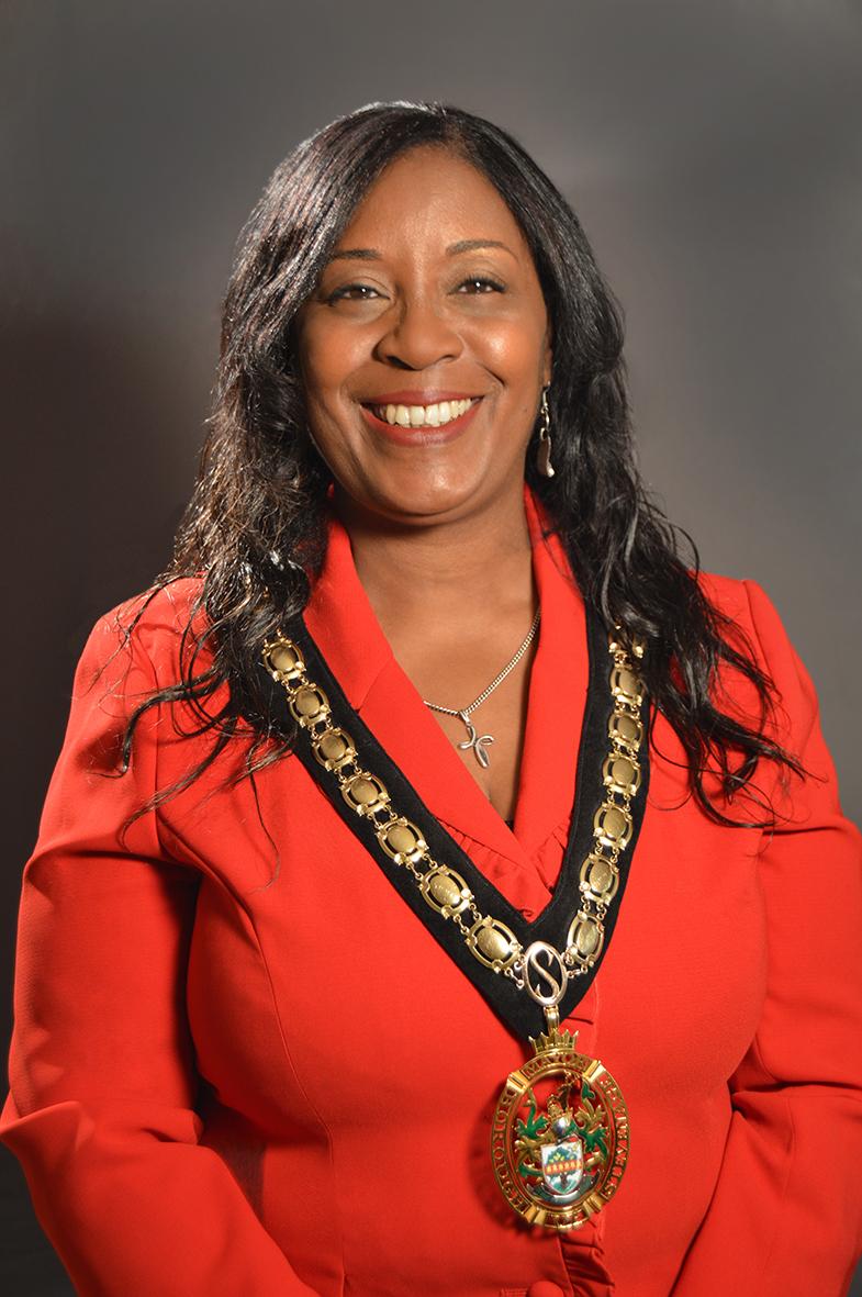 Photo of Sherma Batson | Stevenage Borough Council