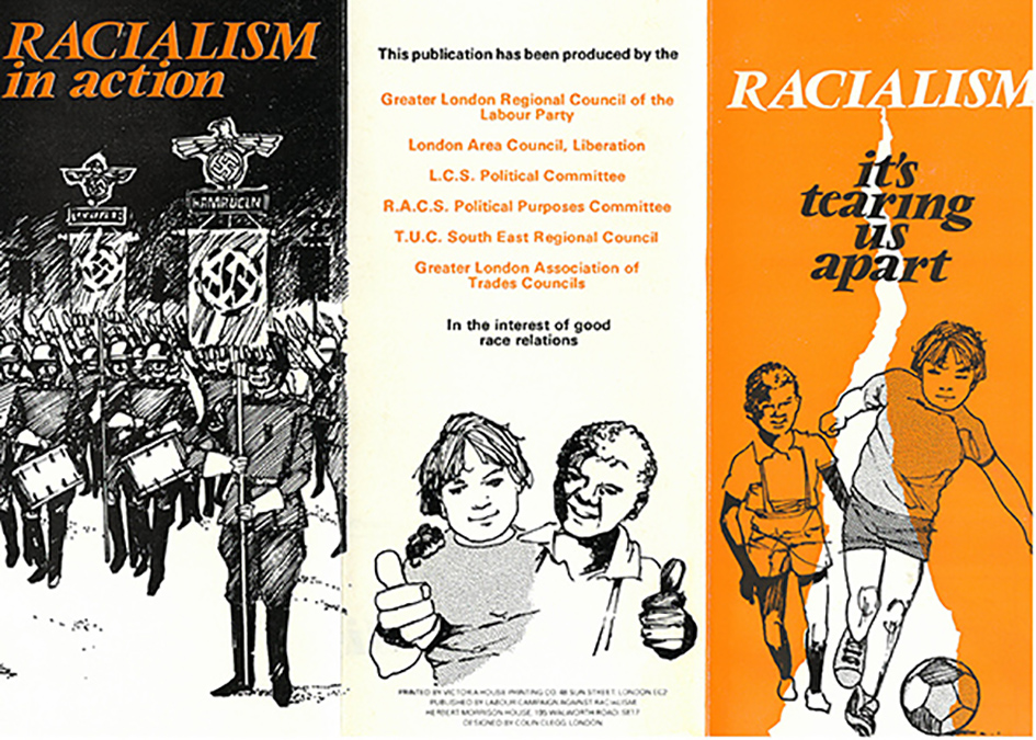 Front of a leaflet produced by the Labour Pary, 1970s | HALS (Watford Labour Party, Acc 4959)